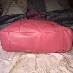 Coach Bags - Coach Salmon Handbag